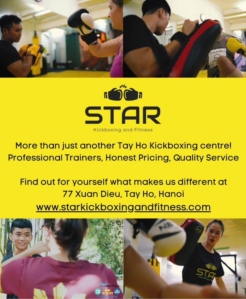 STAR Kickboxing and Fitness portfolio profile image